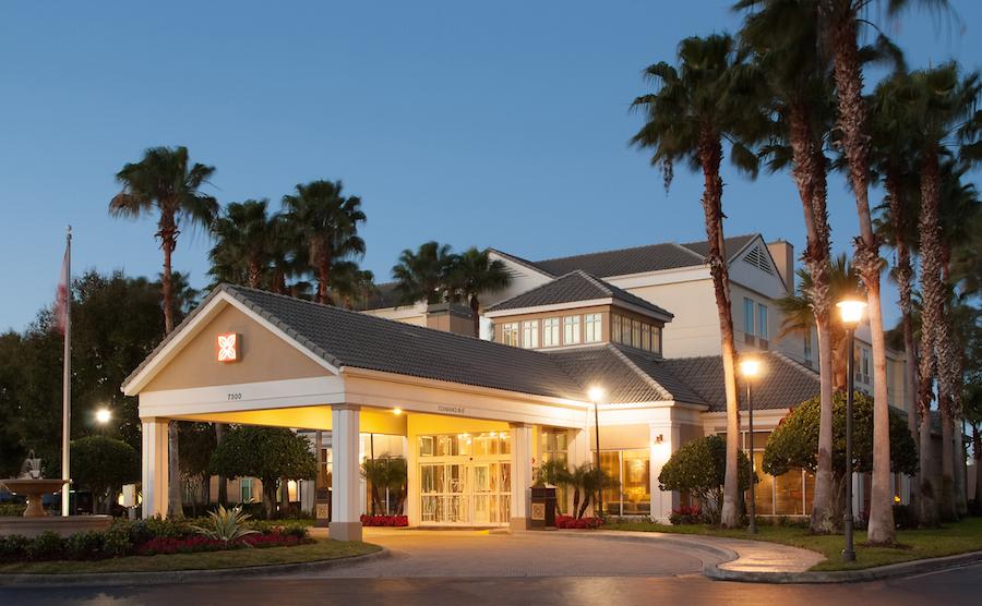 Houseman (Hilton Garden Inn Orlando Airport)