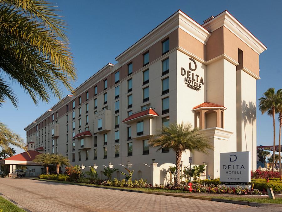 Delta by Marriott, Orlando - Lake Buena Vista Hotel Exterior