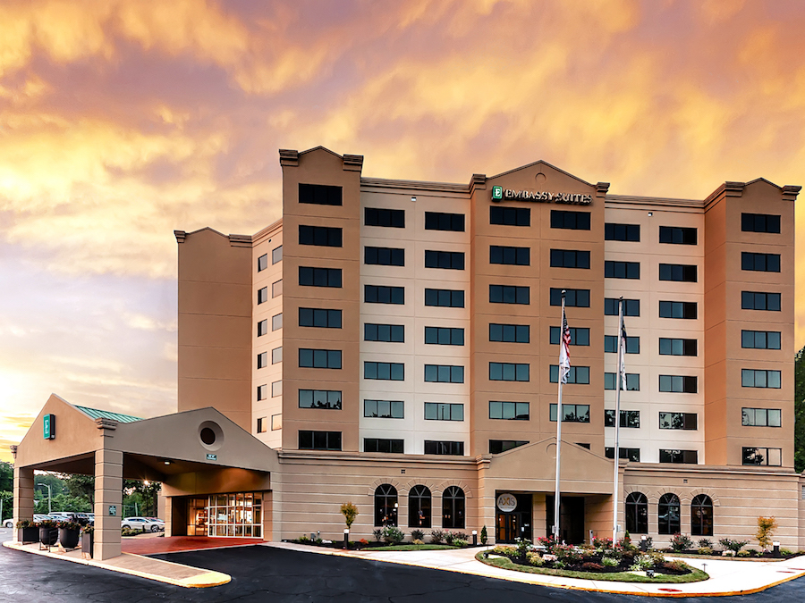 Embassy Suites by Hilton Raleigh Crabtree Exterior