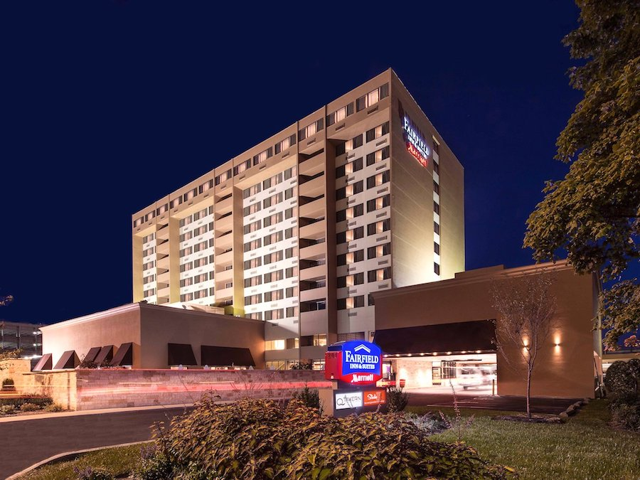 Fairfield Inn & Suites Charlotte Uptown Exterior