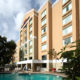 SpringHill Suites Fort Lauderdale Airport & Cruise Port Exterior
