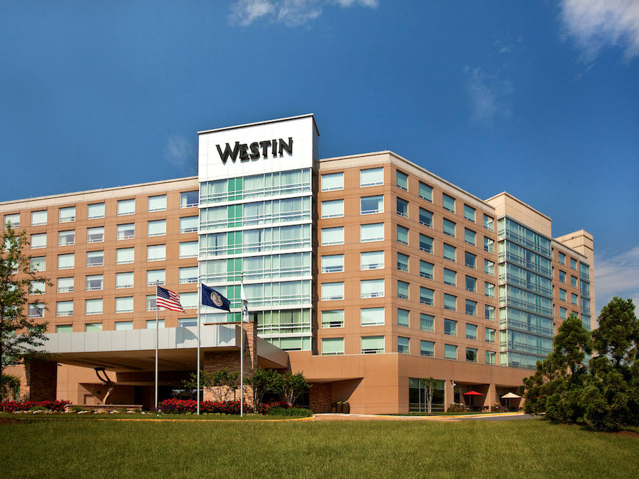 Westin Washington Dulles Airport Exterior