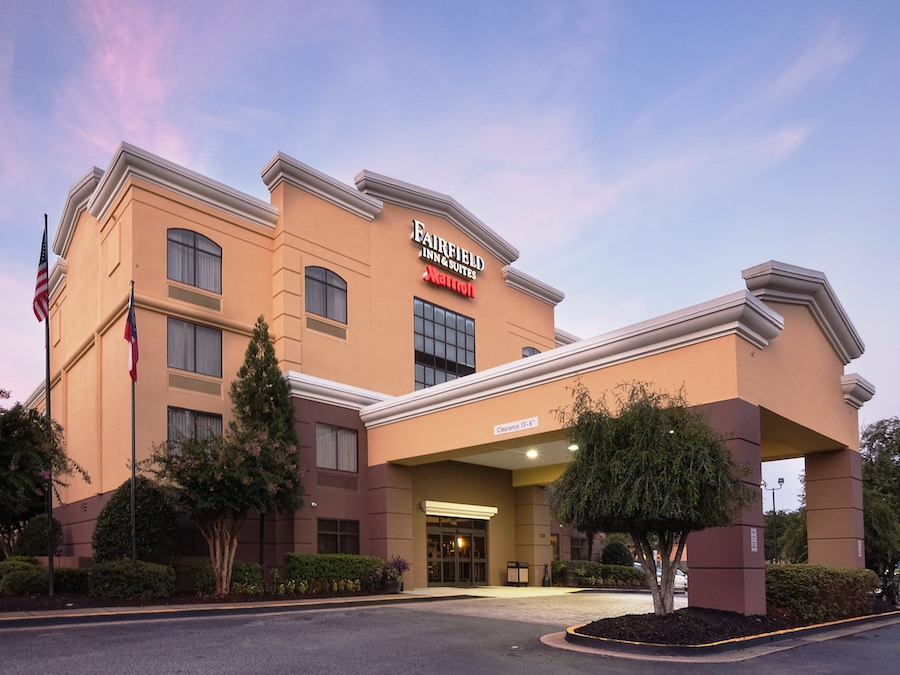 Fairfield Inn & Suites Atlanta Airport South/Sullivan Road Exterior