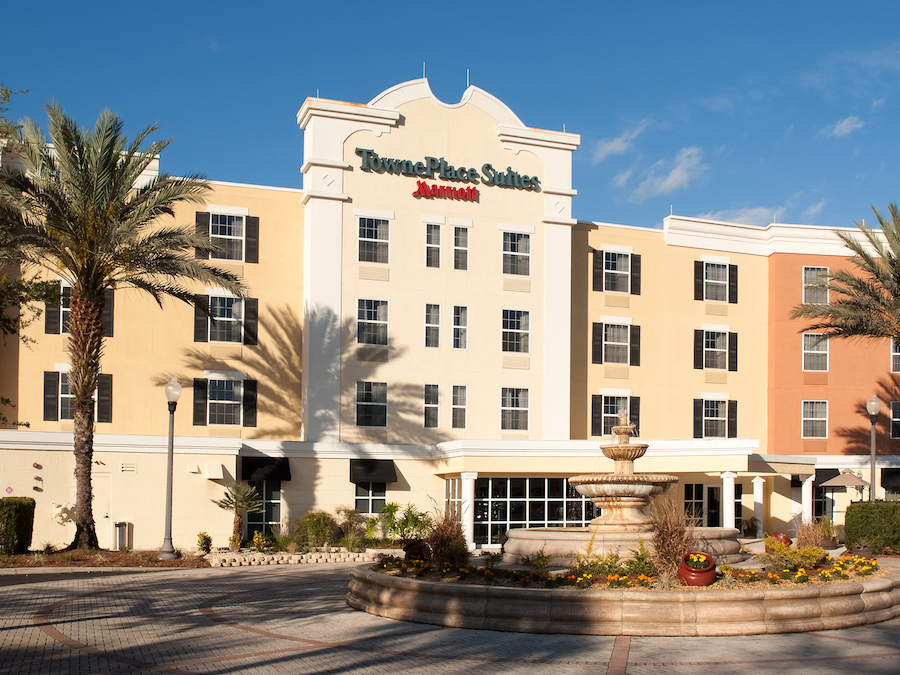 TownePlace Suites The Villages Exterior