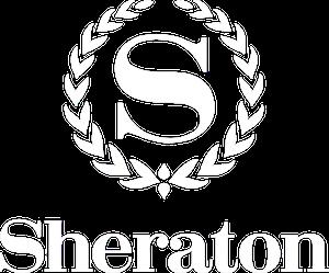 Sheraton White Logo