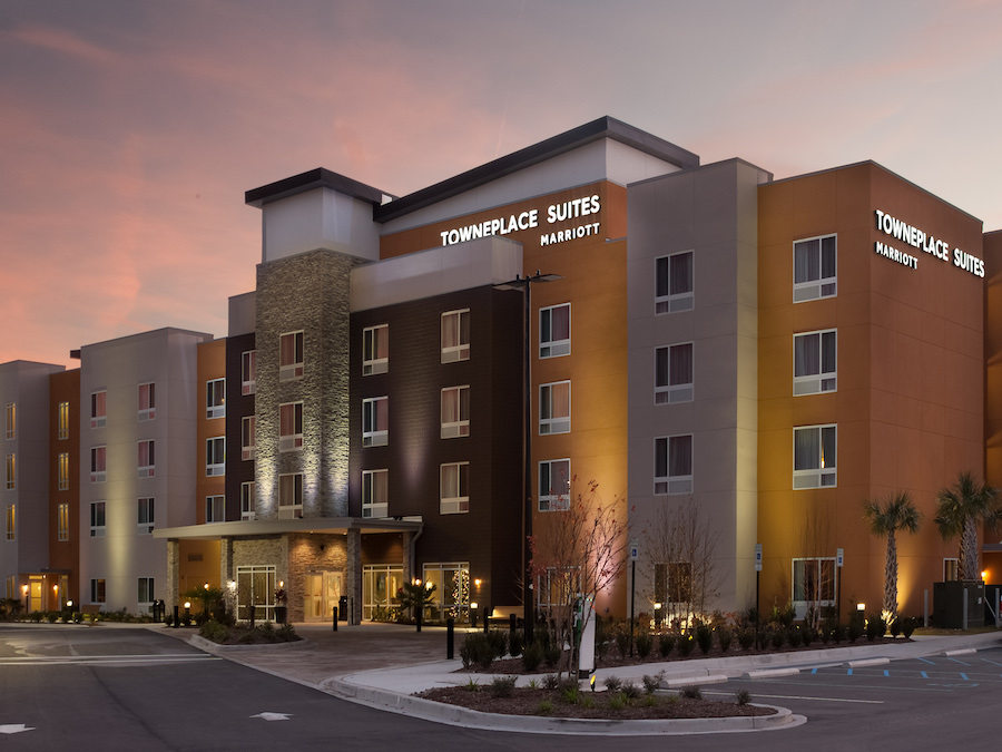 TownePlace Suites by Marriott - Charleston Airport/Convention Center Exterior