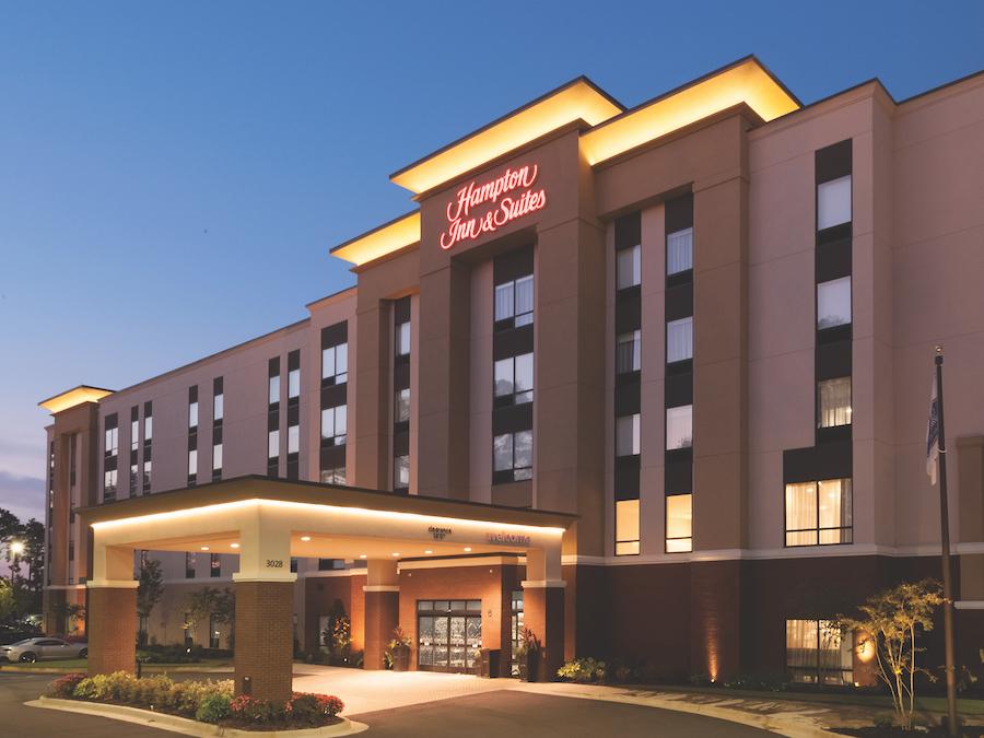 Hampton Inn & Suites Augusta – Washington Road