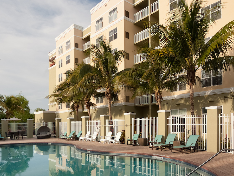 Residence Inn Fort Myers Sanibel Pool