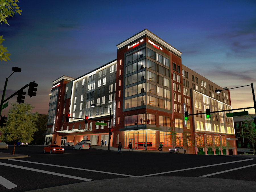 Residence Inn and SpringHill Suites Greenville, SC