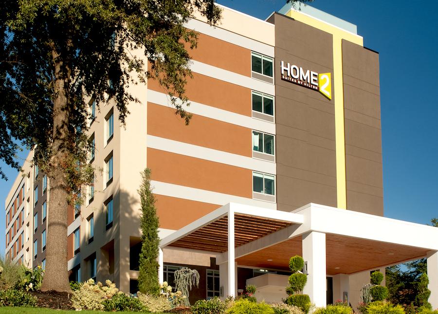 HOME2 Suites by Hilton Atlanta Perimeter Center - Exterior